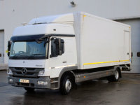 Mercedes-Benz Atego 1224L SLP LD box